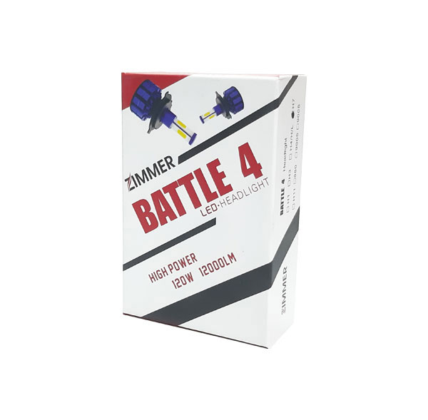 هدلایت BATTLE 4 زیمر