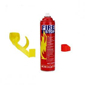 کپسول آتش نشانی ماشین