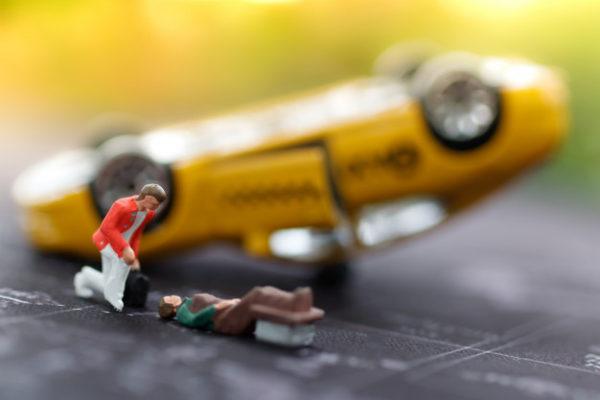 تصادف به خاطر زنون