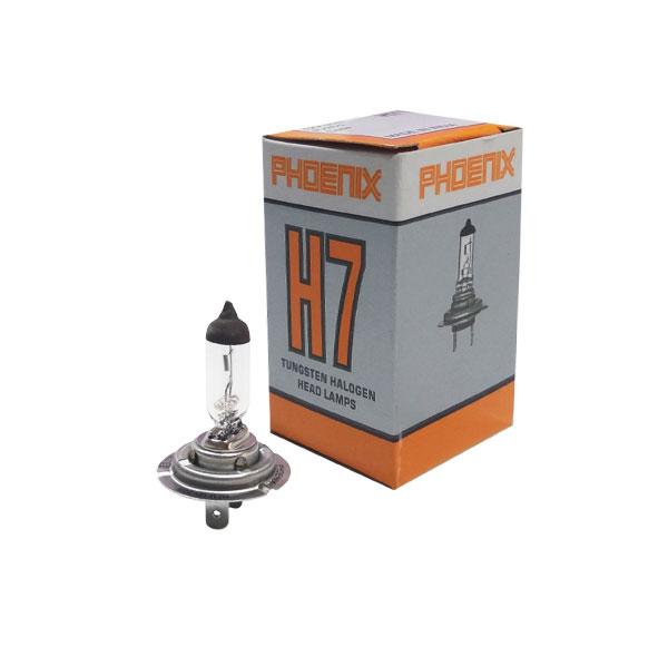 لامپ هالوژن H7