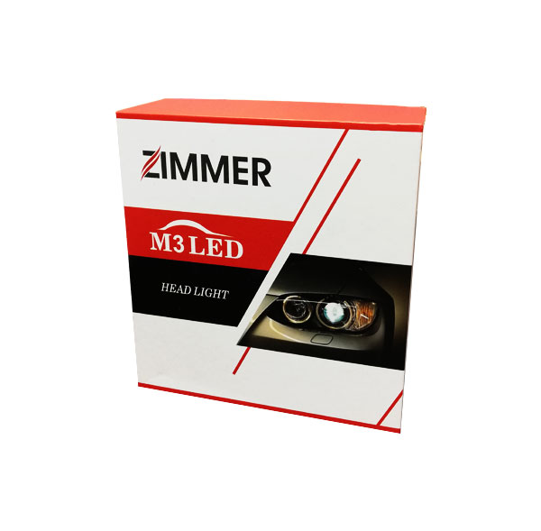 ال ای دی هدلایت M3 زیمر(مناسب برای موتور سیکلت)