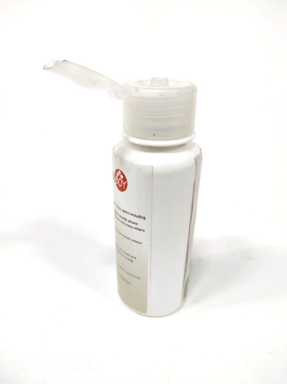 محلول ضد بخار