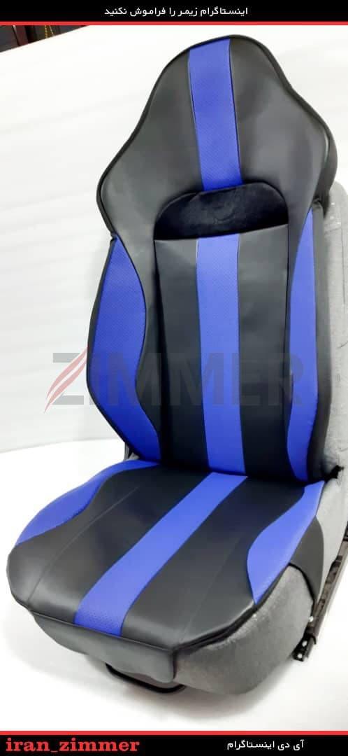 روکش صندلی 206 RC